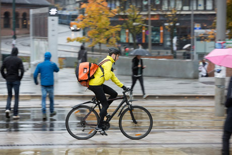 counting bicyclists in the smart city