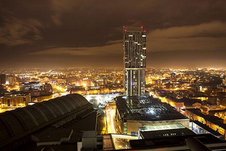 Manchester- Smart City