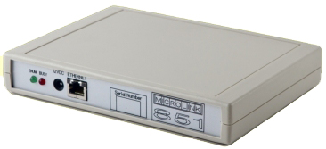 Microlink 851 data acquisition and control unit
