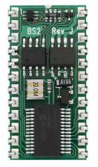 Parallax BASIC Stamp 2 Microcontroller BS2-IC