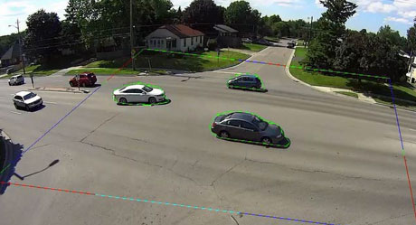 Video vehicle detection - video analytics