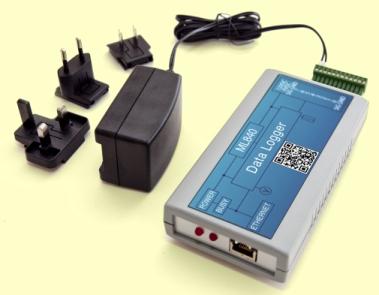 Microlink 840 Data Logger